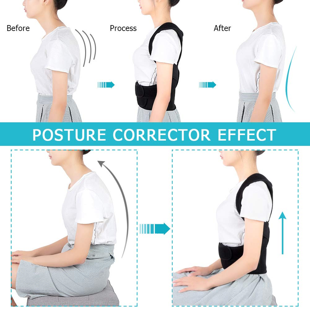 Long Spine Support - Correcteur de posture