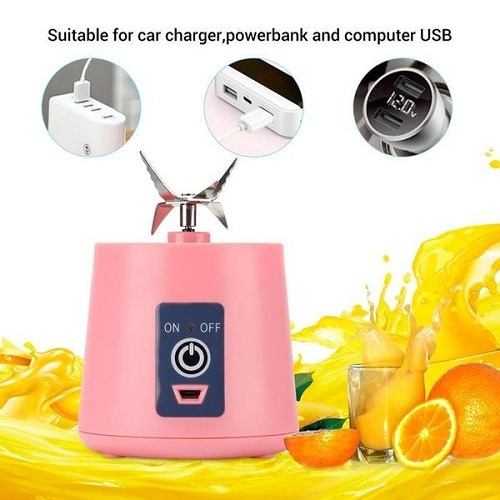 Mini Robot Mixeur Portable - 380ml