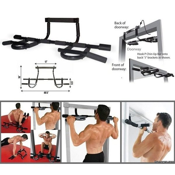 Barre Fixe - Xtreme Door Gym