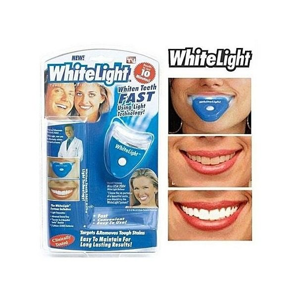 Kit de Blanchiment Dentaire - White Light Teeth